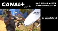 Canal + Vanuatu - Tuto d'installation de Parabole by Vidéos autres